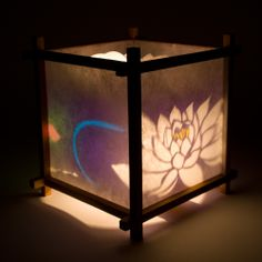 Lotus Lantern Harmonylantern Night Light Amazon Lighting How To