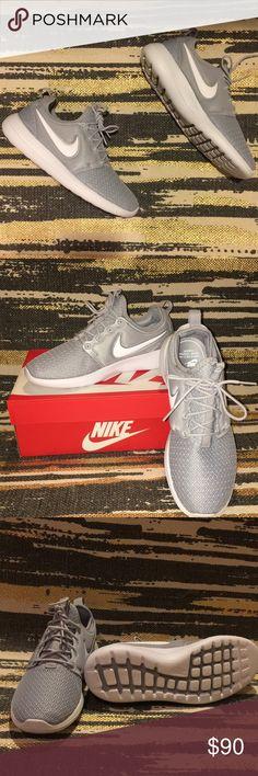 pretty nice ea56e 5f9ba Nike Roshe Two Wolf Grey White-Wolf Grey Women s Nike Roshe Two Size