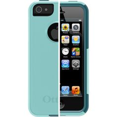 Love the color and the Apple opening. iPhone 5 Case Commuter Series from OtterBox