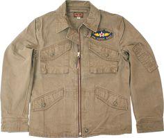 Buzz ricksons air base service jacket