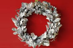 For centuries, people have used handmade wreaths to symbolize hospitality, prosperity and family unity. Fast forward to today, and these whimsical pieces of home décor are as popular as ever, now being crafted with lots of new and unexpected materials. From feathers to petite picture frames, discover lots of inexpensive ways you can personalize your next wreath this winter holiday.