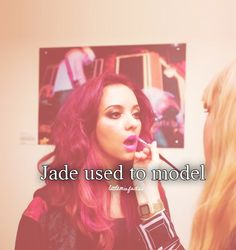 Little mix facts. I never would have expected that.