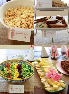 Healthy Kids' Party Food Ideas