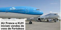 Air France e KLM iniciam vendas de voos de Fortaleza - Mega Roteiros. Dicas dos melhores destinos do mundo O Grupo Air France-KLM inicia no Brasil as vendas de passagens para os voos de/para Fortaleza. Até 8 de novembro, as tarifas para voos de ida e volta de Fortaleza para a Europa, com a Air France ou com a KLM, estão a partir de R$ 2070 em Economy, R$ 4640 em Premium Economy (somente Air France) e ...  Leia mais em: http://megaroteiros.com.br/air-france-e-klm-iniciam-