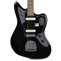 Fender Artist Series Johnny Marr Jaguar Black