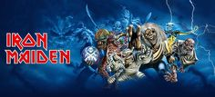 Sala de Star: Iron Maiden de 1979 a 2015
