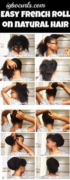 Natural Hair Pictorial Igbocurls