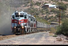 RailPictures.Net Photo: CBRY 402 Copper Basin Railway EMD GP39 at Riverside, Arizona by Kevin Andrusia