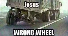 jesus-take-the-wheel  #Christian #Memes #Christianmemes