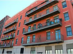 Gardner Realtors can help you find warehouse district condos in the New Orleans, LA, area. New Orleans Homes, Historic Homes, Warehouse, Condo, Multi Story Building, Historic Houses, Magazine, Storage, Syllable
