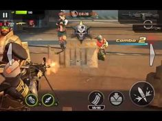 Rival Fire BEST Android Gaming #1 - Rival Fire is a free 2 play Android, cover-based Shooter Multiplayer Game in real time Death Matches battle