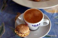 Vanilla Bean Macaron with Passion Fruit Buttercream Recipe on Food52 recipe on Food52