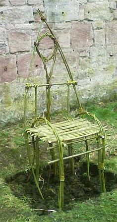 Living Willow Chair