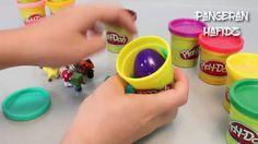 Mainan Masak Masakan ❤ Cara Bikin Mie ❤ Hadiah Telur ❤ Play Doh Toys