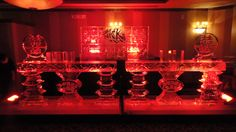 Pagoda Ice Bar Ice Bars, Table Decorations, Furniture, Home Decor, Decoration Home, Room Decor, Home Furnishings, Home Interior Design, Dinner Table Decorations