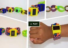 """""""Así es, los niños ahora tendrán otra opción para pasar sus digitales ratos: un reloj inteligente.  El proyecto, prácticamente financiadoen kickstarter(pedían 15.000 dólares y ya han conseguido 14.000 con aún 36 días por delante), nace de una impresora 3D, compatible con Arduino y perfecto para introducirles en el mundo de la programación y la impresión 3D."""""""