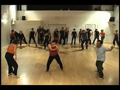 ▶ Open Floor - Part 2 of 6 - Dance, Therapy and Transformation - The 5Rhythms - YouTube