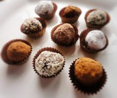 Chocolate Truffles, http://www.fondbites.com/chocolate-truffles/