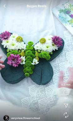 Flower Shop Decor, Flower Decorations, Flower Bouquet Diy, Diy Flowers, Deco Floral, Arte Floral, Creative Flower Arrangements, Floral Arrangements, Decoration Evenementielle