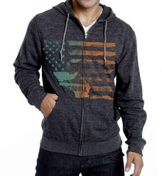 Bear Flag Men's Sweatshirt