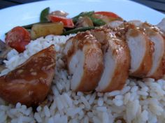 Chicken Teriyaki Rec