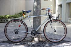 *RIVENDELL* joe appaloosa / BUILT BY BLUE LUG - CUSTOMER'S BIKE CATALOG / カスタマーズバイクカタログ