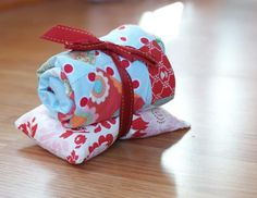 Looking for your next project? You're going to love Goodnight Doll Sleeping Bag and Pillow by designer Lilac Lane.