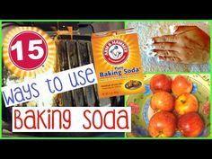 Hi guys! Today is a 15 ways you can use baking soda to clean around your house and in your beauty routine. Baking soda is a cheap natural cleaning agent that. Baking Soda Face Scrub, Baking Soda Vinegar, Baking Soda Cleaning, Baking Soda Uses, Baking Soda Shampoo, Cider Vinegar, Face Scrub Homemade, Homemade Skin Care, Cleaning Solutions