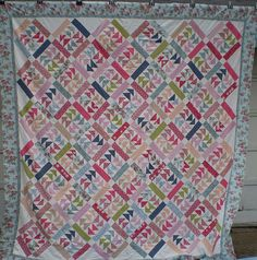 Scrappy Yankee Puzzle001 by ann_champion, via Flickr
