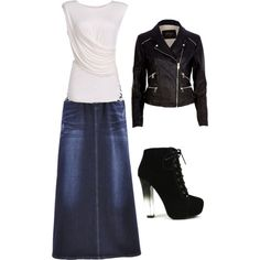 fun by fashiongirlawesome2 on Polyvore featuring River Island, Style J and Fahrenheit