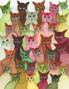 Springfield Stray Cats by Lori Alexander - Lori Alexander