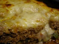 Pizza-Stuffed Meatloaf — Cooking During Stolen Moments