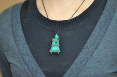 League of Legends Thresh Scythe and Lantern Necklace | Trinket Slot