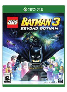 Xbox One Lego Games Batman 3