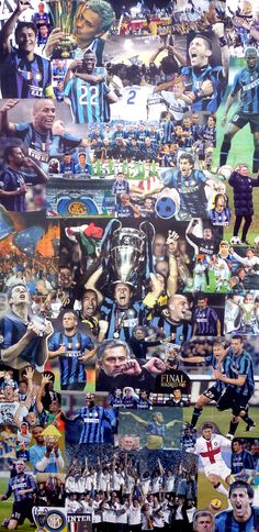 "Inter, the trinity – (Inter, la trinità)(Author: Project Hope 66-9 — Piacenza, Italy) – (wood,paper,vinil,resin – 60×120)Anno 2010: Uefa Champions League, Campionato italiano Serie A, Coppa Italia; miglior club europeo in assoluto, primo club italiano a conquistare i tre titoli nella stessa stagione: ""triplete"", o meglio ""La Trinità"" (Year 2010: Uefa Champions League, Campionato italiano Serie A, Coppa Italia; absolutely the best club in Europe, first italian club winner of the three titles…"