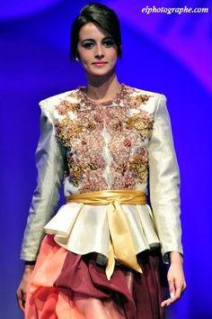 Algerian dress, le karakou