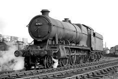 BR (GWR) 47XX class  2-8-0