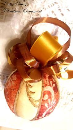 Christmas Balls, Napkin Rings, Napkins, Home Decor, Christmas Baubles, Decoration Home, Towels, Room Decor, Dinner Napkins
