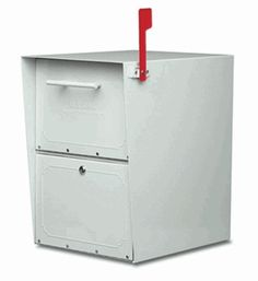 Oasis Full Size Locking Curbside Mailbox
