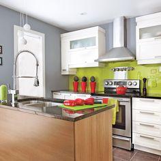 1000 images about cuisine on pinterest plan de travail for Recouvrir armoire cuisine