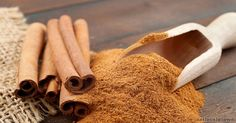 Cinnamon:  Modern science has now confirmed what people have instinctively known for ages.