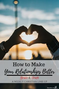 There is always room for improvement in our relationships. Find out today how to make your relationships better by adding a few love habits. #graceandtruthlinkup #graceandtruth #relationships #lovehabits #mareedee #embracingtheunexpected Some Love Quotes, Best Love Quotes, Quote Of The Day, Love Images, Love Photos, Love Pictures, Valentine's Day Quotes, Wise Quotes, Faith Quotes