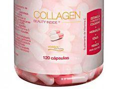 Collagen C Beauty Inside 120 Cápsulas - Probiótica com as melhores condições você encontra no Magazine Siarra. Confira!