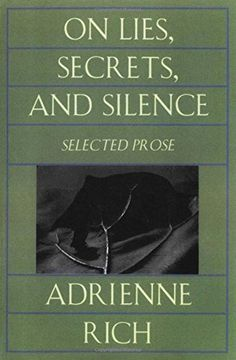On Lies, Secrets, and Silence: Selected Prose 1966-1978, http://www.amazon.com/dp/0393312852/ref=cm_sw_r_pi_awdm_jZGhxb1JNPS1Q