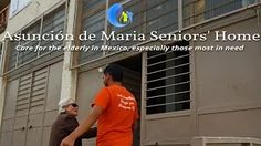 YouTube video for English speakers.  It shows the joy lived at Asuncion de Maria Seniors' Home in 2014 and introduces you to its amazing founder, Sr. Felisa.