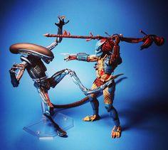 Shared by supersaurus_rex #nes #microhobbit (o) http://ift.tt/1nmjnTn #alien3 #xenomorph #predator #darkhorsecomics #dogalien  #nintendo #actionfigures