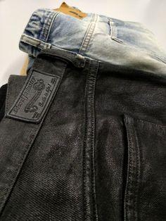 """Всегда любил бренд Diesel. Не так давно сделал ремонт двух пар """"дизельных''. Могу сказать, что они молодцы в работе с окрашиванием и обработками тканей. Repair Jeans, Pants, Fashion, Trouser Pants, Moda, La Mode, Women's Pants, Fasion, Women's Bottoms"""