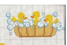 Cross Stitch Sea, Cross Stitch Alphabet, Cross Stitch Animals, Baby Embroidery, Cross Stitch Embroidery, Cross Stitch Designs, Cross Stitch Patterns, Graph Design, Plastic Canvas Patterns