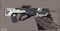 Auto Rifle from Destiny