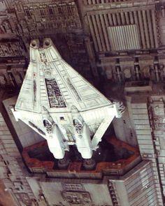 HUGE gallery of Alien concept art and behind the scenes photos!